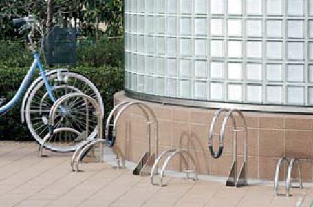 サイクルラックS3型 独立設置