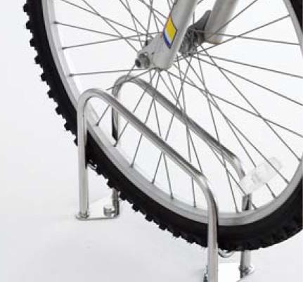 サイクルラックS4型 マウンテンバイク