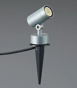 ポージィスポットライトUNDOL-5209YSシルバー