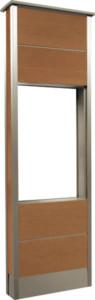 カーサDR450_450×1500SUSヴィコDBタイプライトブラウン