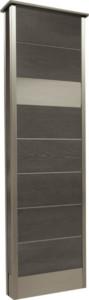 カーサDR450_450×1500SUS壁付けポストタイプブラック