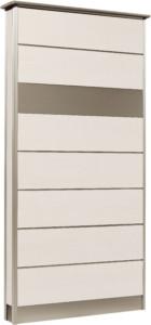 カーサDR750_750×1550SUS壁付けポストタイプホワイト
