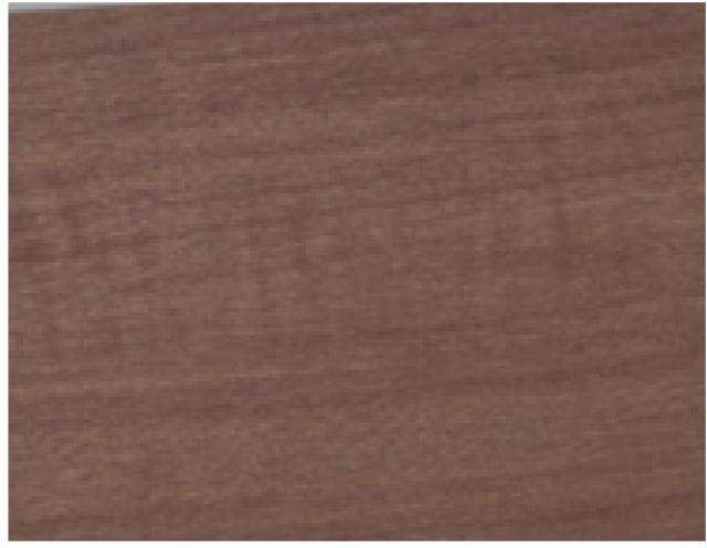 コルディアラックILS80本体の色カラーチップウォールナット