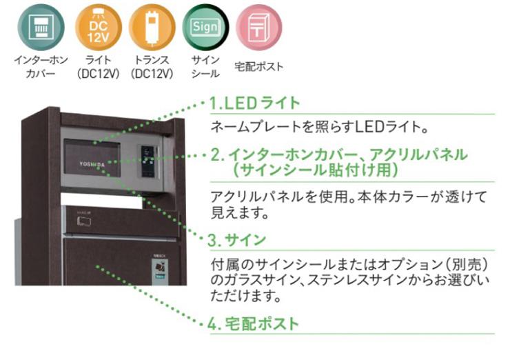 コルディアラックILS80 特徴
