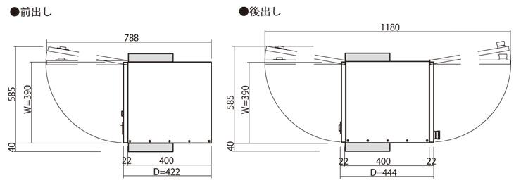 コルディアラックLS 80+100 参考施工図 (2)