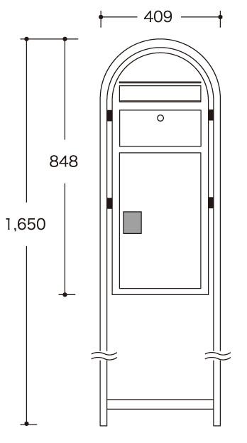 ボビカーゴメタリック 参考サイズ