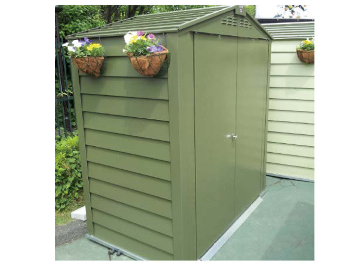 metal sheds TM6