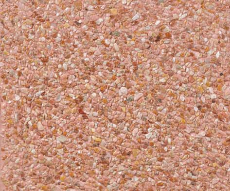 舗装用洗い出し基材 ピンク(PK)+673/ニュー東雲