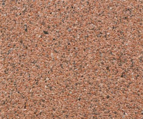 舗装用洗い出し基材 ブラウン(BR)+674/赤みかげ