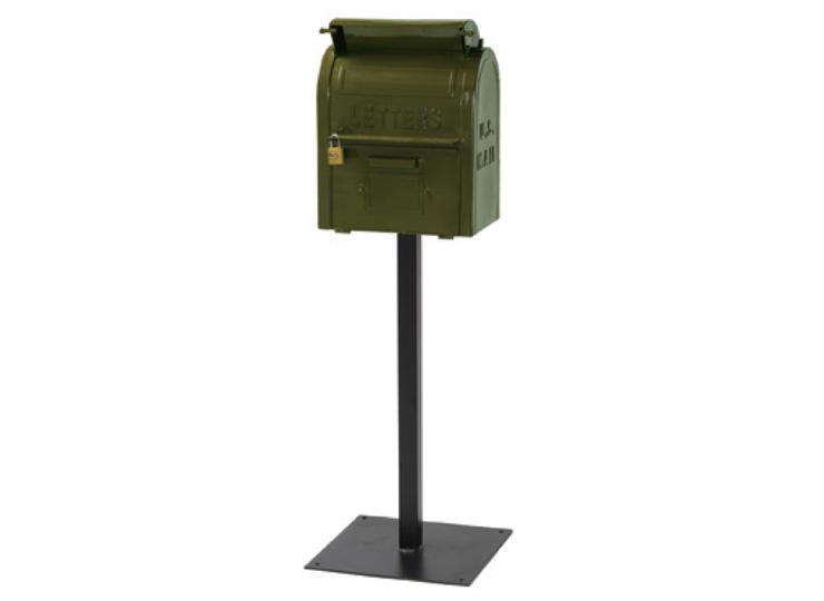 USメールボックス アイオキャッチ